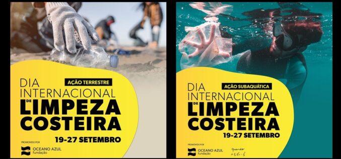 Ambiente | Oceano Azul dinamiza Limpeza Costeira para assinalar Dia Internacional