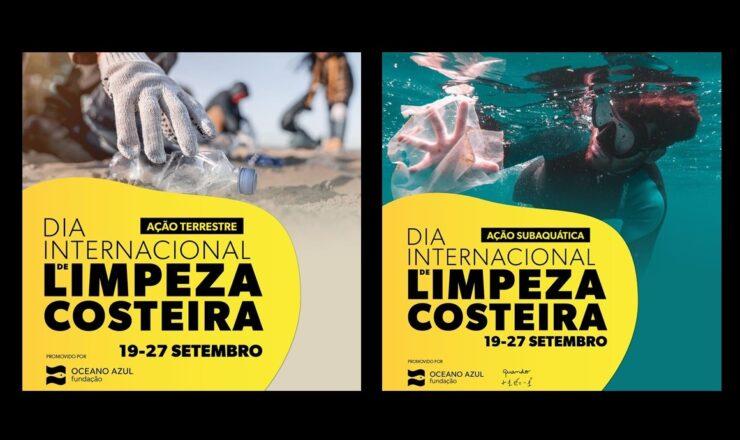 Fundação Oceano Azul - lipeza do oceano e praia 2020 00