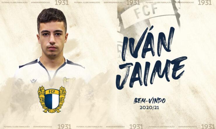 Iván Jaime FC Famalicão 00