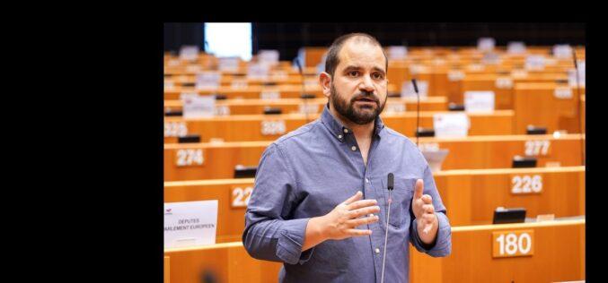 Ambiente | José Gusmão do Bloco de Esquerda questiona Comissão Europeia sobre poluição constante no Rio Vizela