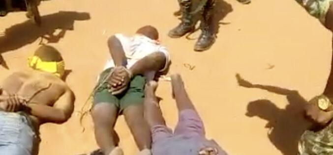 Violência   Amnistia Internacional condena Moçambique por estar a cometer atos de tortura sobre terroristas