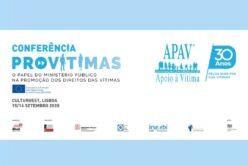 Violência   APAV organiza 'ProVítimas: o papel do Ministério Público na promoção dos direitos das vítimas'