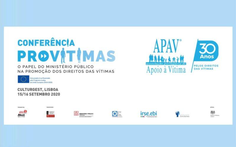 Violência | APAV organiza 'ProVítimas: o papel do Ministério Público na promoção dos direitos das vítimas'
