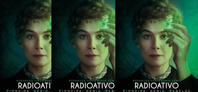 Cinema   'Radioativo', uma história de amor, ciência e história mostra biografia de Marie Curie nas salas de cinema