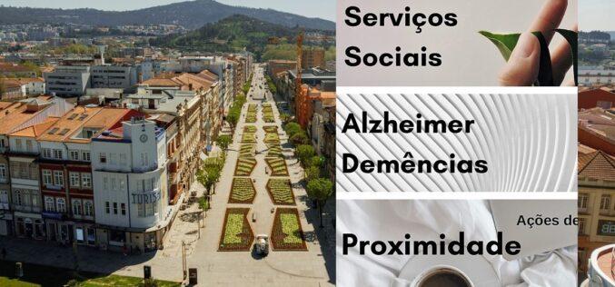 Solidariedade | Red May percorre freguesias de Braga oferecendo apoio personalizado à prevenção de demências