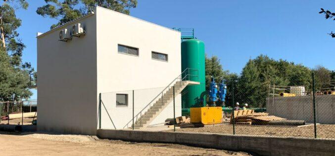 Água   dst constrói estação elevatória para rega em Vila Verde