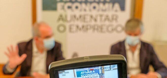 Pandemia | Viana do Castelo 'Ativar a Economia, Aumentar o Emprego'
