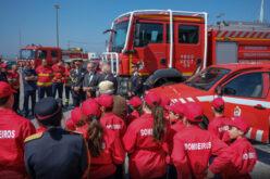 Segurança | Viana do Castelo apoia aquisição de veículo de transporte de doentes pelos Bombeiros Voluntários