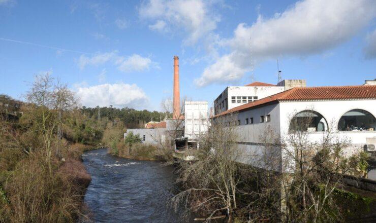 Zona industrial de Riba de Ave by VNF