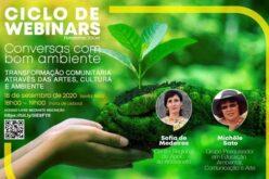 Ambiente | 'Transformação comunitária através das artes, cultura e ambiente' é 'Conversa com bom Ambiente' da ASPEA