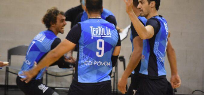 Voleibol | Clube Desportivo da Póvoa ascende à I Divisão