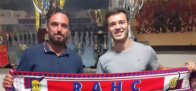 Hóquei | Riba d'Ave contrata internacional argentino 'Facu'