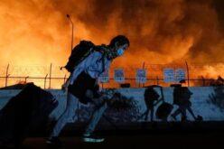 Refugiados | Humans Without Borders responde com 'Evacuar Moria Já' à destruição do campo de abrigo grego