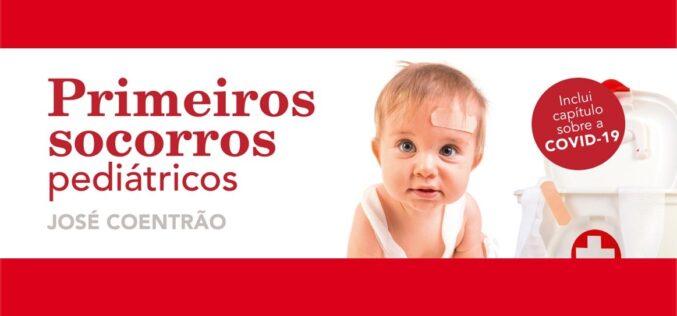 Livro   'Primeiros socorros pediátricos': o livro obrigatório para todos os cuidadores de bebés e crianças