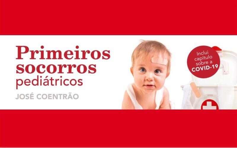 Livro | 'Primeiros socorros pediátricos': o livro obrigatório para todos os cuidadores de bebés e crianças