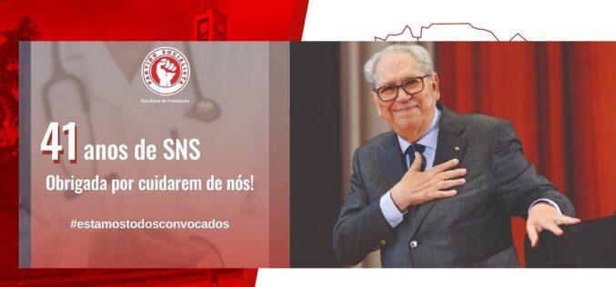 Saúde | PS Famalicão congratula-se com 41º aniversário do SNS