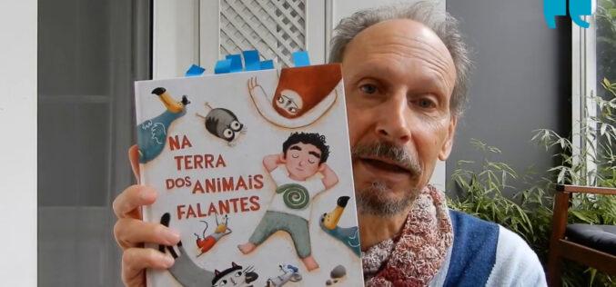 Livros   Richard Zimler explica a vida e a morte aos mais pequenos