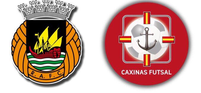 Futsal | Rio Ave e Caxinas disputam subida à Liga Placard