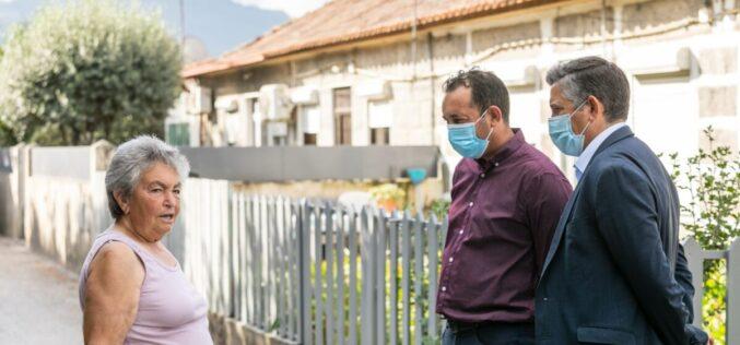 Urbanismo   Vila das Aves intervenciona nove ruas