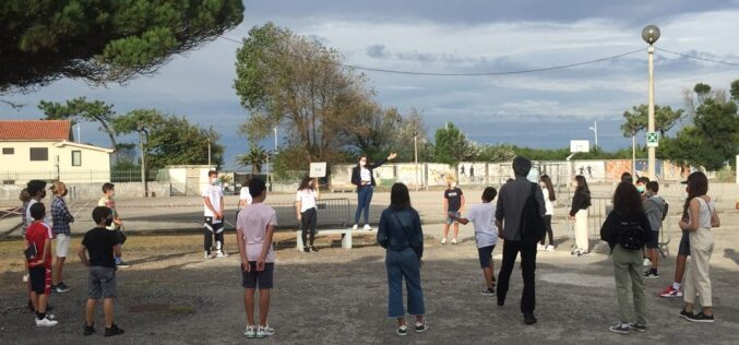 Ensino | Regressa à Escola Secundária Henrique Medina o projeto Mentoria Interpares