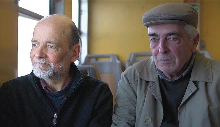 José Lopes em 'Guerra' de José Oliveira e Marta Ramos