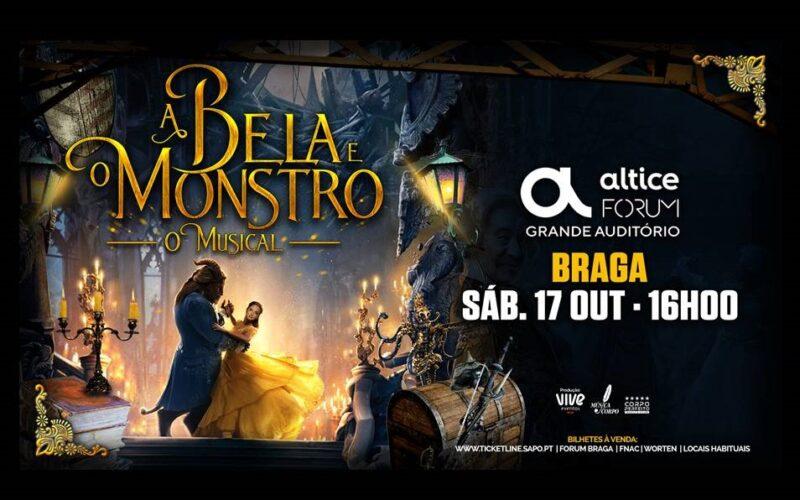 Música | Musical infantil para toda a família em Braga