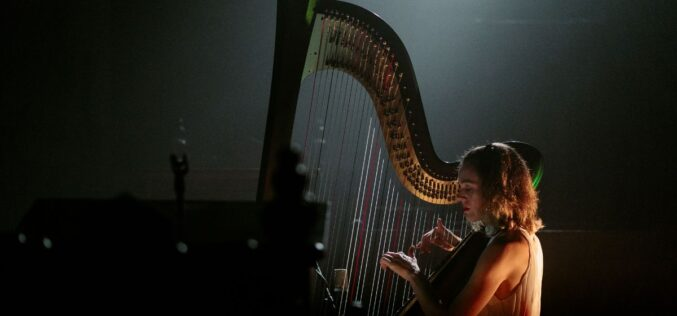 Música | Angélica Salvi apresenta a sua harpa no Gnration