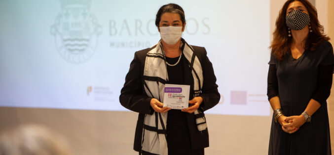 Reconhecimento | Barcelos recebe prémio 'Viver em Igualdade'