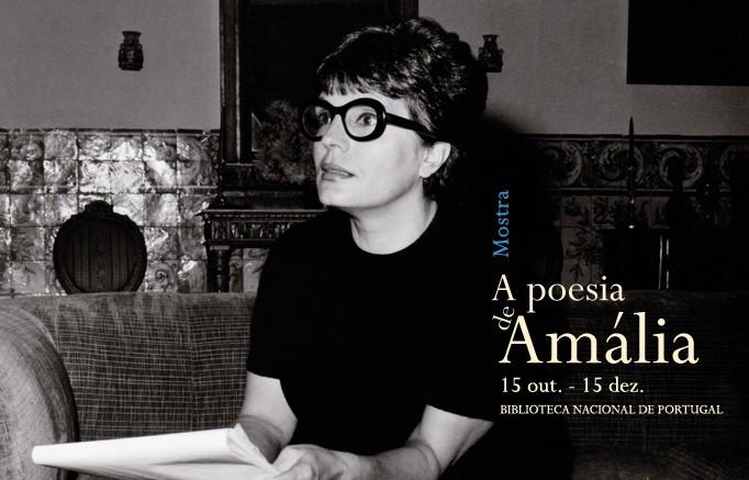 Biblioteca Nacional - A poesia de Amália B