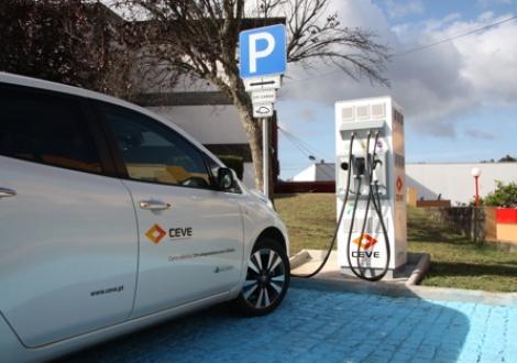 CEVE Posto de fornecimento elétrico para mobilidade c5