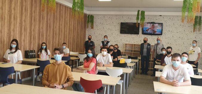 Ensino | CIOR assinala relevância do programa Erasmus +