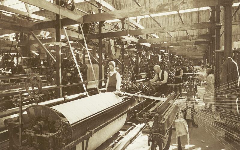 História | 'Indústria Têxtil de Guimarães' no MIT do Vale do Ave