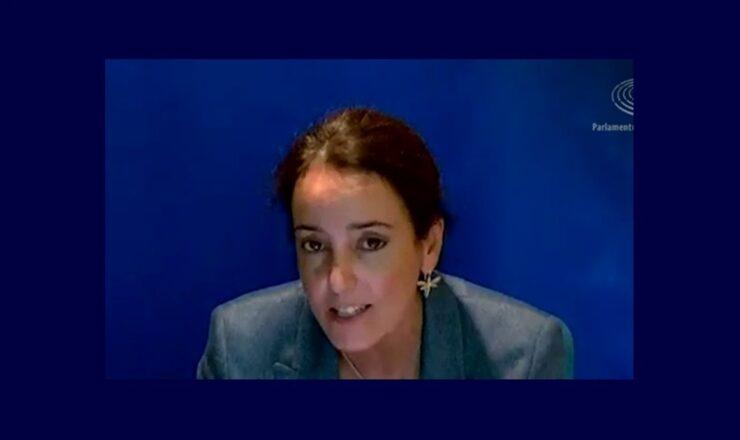 Isabel Estrada Carvalhais - PaC 551