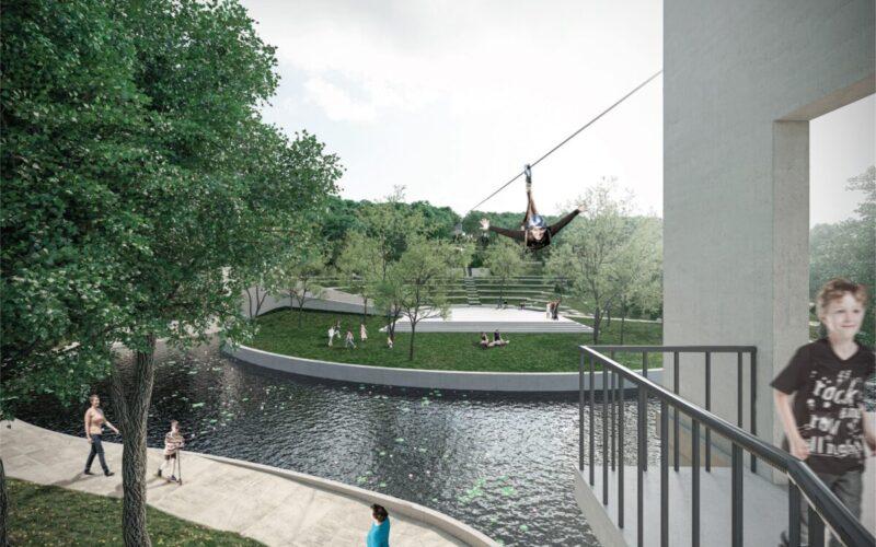 Viver | AdQuadratum dá vida a novo parque em Oliveira de Azeméis