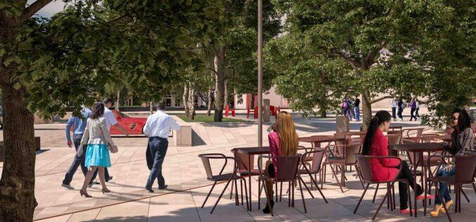 Urbanismo | Vila Nova de Famalicão vê nascer renovado centro urbano