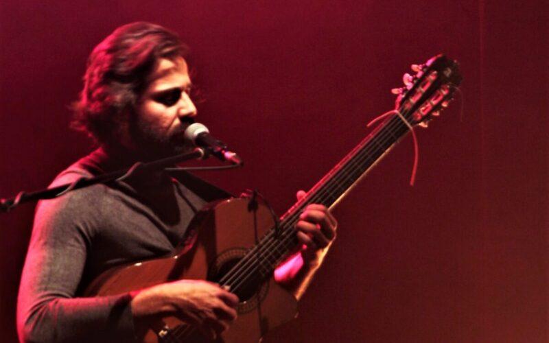 Música   André Júlio Turquesa resiste no Ciclo de Cantautores