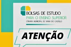 Ensino   Abertas candidaturas a Bolsas de Estudo em Viana do Castelo