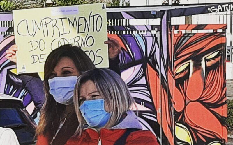 Trabalho | PCP acompanha de perto greve nas cantinas escolares contra salários de 'muito pouco ao fim do mês'
