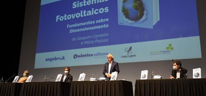 Energia | Mário Passos e Joaquim Carneiro publicam proposta para mudança do paradigma energético