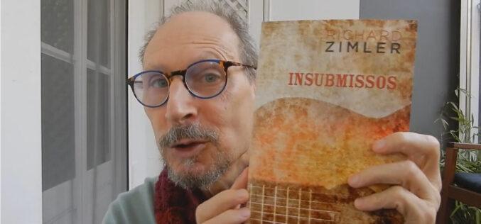 Literatura | 'Insubmissos' de Richard Zimler com primeira edição em português