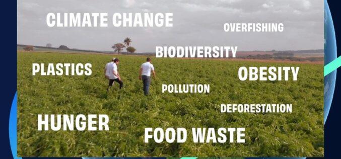 Empreender | 'Thought for Food': uma inspiração para o futuro da agricultura e da alimentação
