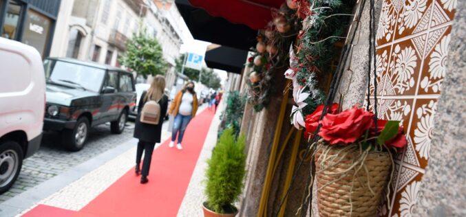 Consumo | Famalicão lança campanha de Natal para apoiar comércio e restauração
