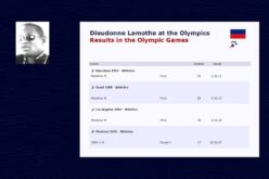 Olimpismo | Dieudonné LaMothe: último na Maratona de Los Angeles – 1984 mas livre de condenação