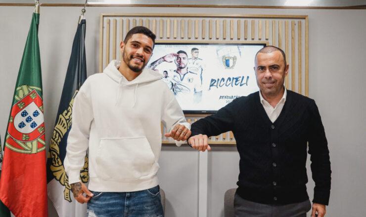 FC Famalicão Riccieli renovação 2020-2025