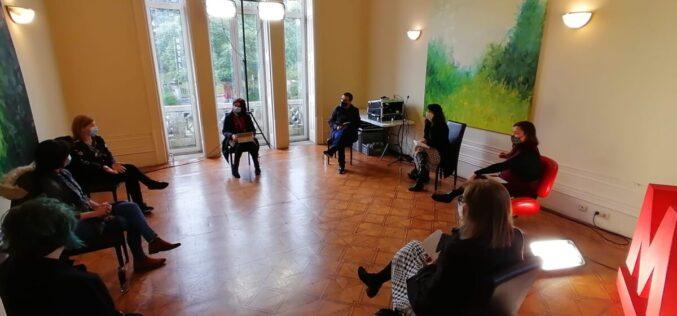 Violência | Marisa Matias reúne com Associação de Mulheres de Braga