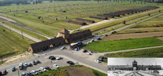 Criação | Já ninguém mora em Auschwitz