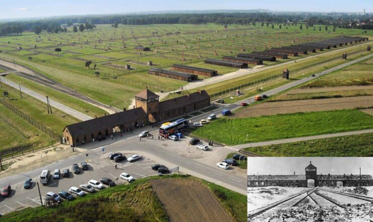 Museum_Auschwitz_Birkenau by Air-Quad UG