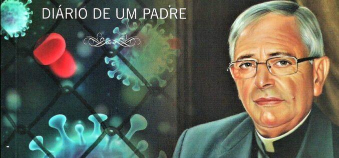 Livros | 'Pandemia e Aprisionamento' de Armindo Padrão Abreu: diário de um padre em tempos de confinamento