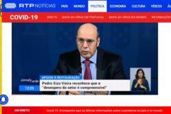 Pandemia | Restauração com apoios superiores a 1.100 milhões de euros
