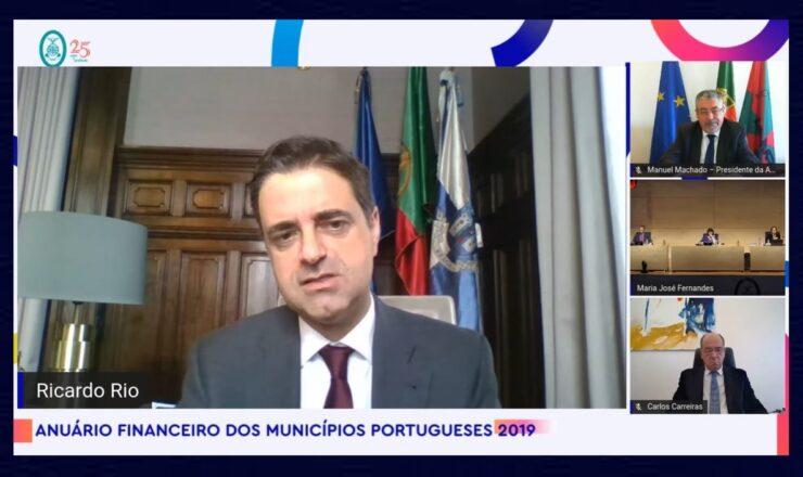 Ricardo Rio - Anuário Financeiro 2019 em 2020